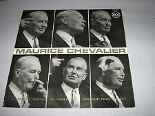 MAURICE CHEVALIER 33 TOURS FRANCE FOLIES BERGERE