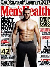 June Men's Health Health & Fitness Magazines