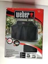 NEW! Weber 7131 Genesis II Premium Grill Cover 400 Series Grill Black