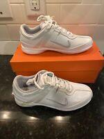 NEW Nike Zoom Womens Size 6 White Cheerleading Shoes Cheer 455718-102