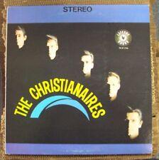 CHRISTIANAIRES Spread The News LP OOP gospel Crusade LeFevre Sound Corporation