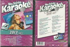 DVD - LE KARAOKE ANNEES 2013 / JENIFER BRUNO MARS COLDPLAY PINK / NEUF EMBALLE