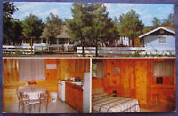 Arizona Lakeside Postcard Hidden Rest Resort Apartments (d414E)