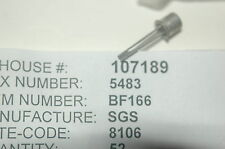 SGS BF166 3-Pin Through Hole Transistor Lot Quantity-5
