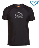 iQ UV 300 Shirt Loose Fit Men Herren S-3XL black schwarz Schutz Bekleidung 1994
