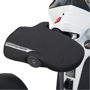 TUCANO URBANO BAR MUFFS - R363X - HAND COVERS FOR MOTORCYCLE WITH BAR END WEIGHT