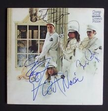 "Cheap Trick's ""Dream Police"" album signed by Robin, Rick, Tom, and Bun E."