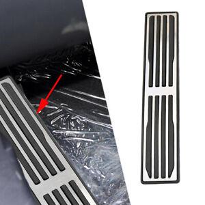 Non-slip Motor Carpet Mat Foot Rest Pad Pedal For Jaguar XE XF XJL F-Type F-Pace