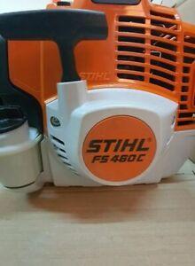 Stihl FS 460 C-EM Benzin- Freischneider Trimmer Motorsense AC 46-2 +4xGRATIS!