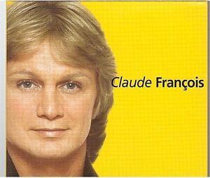 CLAUDE FRANCOIS master serie CD ALBUM édition digipack pochette jaune