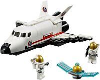 LEGO City 60078 Utility Shuttle 100% Complete w/ Manual & Minifigures