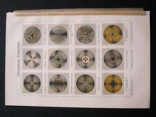 1897:ANTICA.STAMPA-CROMOLITO=POLARIZZAZIONE CROMATICA=