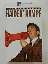 Haiders Kampf Hans Henning Scharsach Trend Profil Buch +++