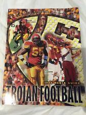 1998 USC Trojans Football Media Guide