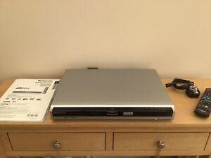 Panasonic DVD HDD Recorder DMR-EX77 160GB Silver NOT WORKING