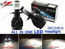 2Bulbs H4 High Power 80W CREE-XML2 Chips 9000LM Xenon White LED Fog Light Lamps