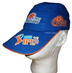 IPL 2021 Mumbai Indians Caps T20 Cricket India MI Mask