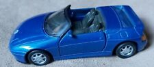 MC Toys Blue Lotus Elan Sports Model Die Cast Toy Car 1/36 Scale Pull Back