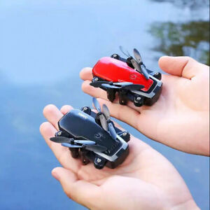 LF606 Mini RC drone with 4K 5MP HD Camera Foldable drones Altitude Hold D2