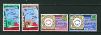 Montserrat 1969 1st Anniversary of CARIFTA full set of stamps. MNH. Sg 223-226.