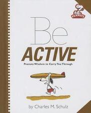 Peanuts: Be Active Peanuts Running Press