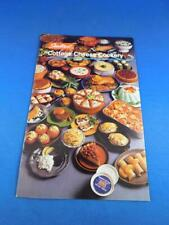 SEALTEST COTTAGE CHEESE COOKERY RECIPE BOOKLET DOMINION DAIRIES ADVERTISING