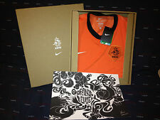 holland match worn code 7 no tech fit no formotion  real madrid, Netherlands