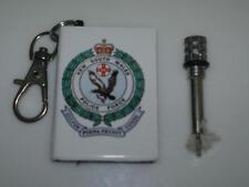 NSW Police Force Custom Match Survival Flint Cigarette Lighter Camping Gift