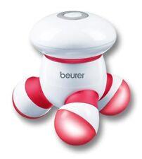 """Beurer MG16 Massager avec LED - Massage """" TO GO """" - Rouge"""