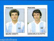 CALCIO FLASH '84 Lampo - Figurina-Sticker n. 412 - IORATTI-OLIVOTTO -PESCARA-New