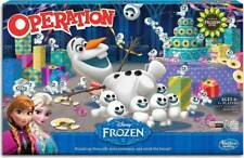 NEW HASBRO OPERATION DISNEY FROZEN OLAF BOARD GAME - Birthday or Christmas Gift