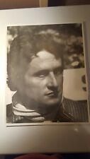 Patrick Depailler Vintage Large Photo 11x14 Signed Autographed Formula 1