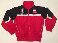 UEFA Euro 2016 France Austria Track Top Youth Boys Girls Soccer