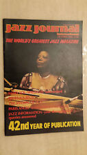 JAZZ JOURNAL: MARY LOU WILLIAMS / BLUES JOURNAL - OCT 1989, Vol.42, No.10