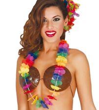 120 pezzi collane hawaiane standard collana di fiori finti Hawaii