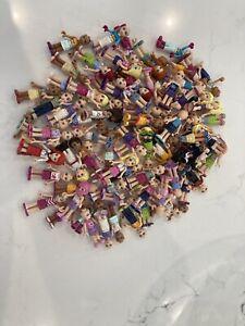 Lego Friends Minifigures Bulk Lot 83 Figures