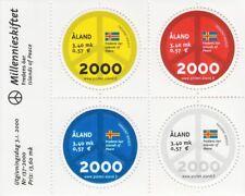 Millennium Peace Circular Mint MNH Stamp Sheet Aland Finland 2000