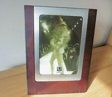 """Cadre photo personnalisé par pouliche folie 7x5/"""" vintage baby scan cadeau"""