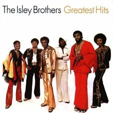THE ISLEY BROTHERS ( NEW SEALED CD ) GREATEST HITS / VERY BEST OF
