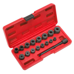 Sealey Tools Universal Clutch Aligning Align Tool Set 17 Piece