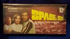 1976 Donruss SPACE 1999 TV Show SCI-FI  Vintage BOX no mark, not searched