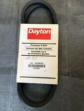 """Dayton 6X565 1/2"""" W x 55"""" L V-Belt 1 Rib A53"""