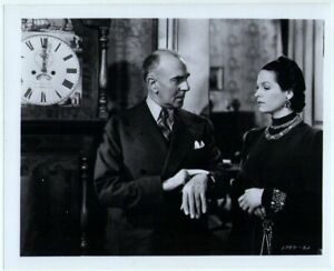 The Cat and the Canary 1939 Photo Reproduction - Gale Sondergaard George Zucco