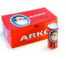 ARKO SHAVING SOAP STICKS 12 STICKS- FULL BOX🌹