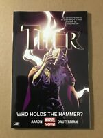 Thor Vol 2 Who Holds The Hammer? Collects Issues #6-8 TPB Graphic Novel Marvel