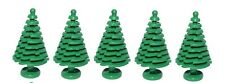 ☀️NEW LEGO Pine Tree Large 5-pack