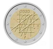 2 euro Finland 2020 100 year Turku University UNC from rolls presale