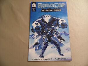 Robocop Mortal Coils #4 (Dark Horse 1993) Free Domestic Shipping