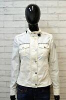Giacca Donna REFRIGUE Taglia Size M Giubbotto Jacket Woman Impermeabile Nylon