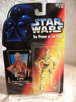 STAR WARS NIP POWER OF THE FORCE C-3PO ACTION FIGURE